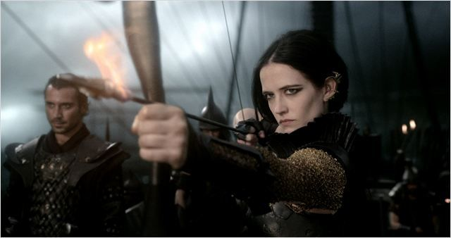 300 A Ascensao Do Imperio Foto Eva Green Fotos Filmes Eva
