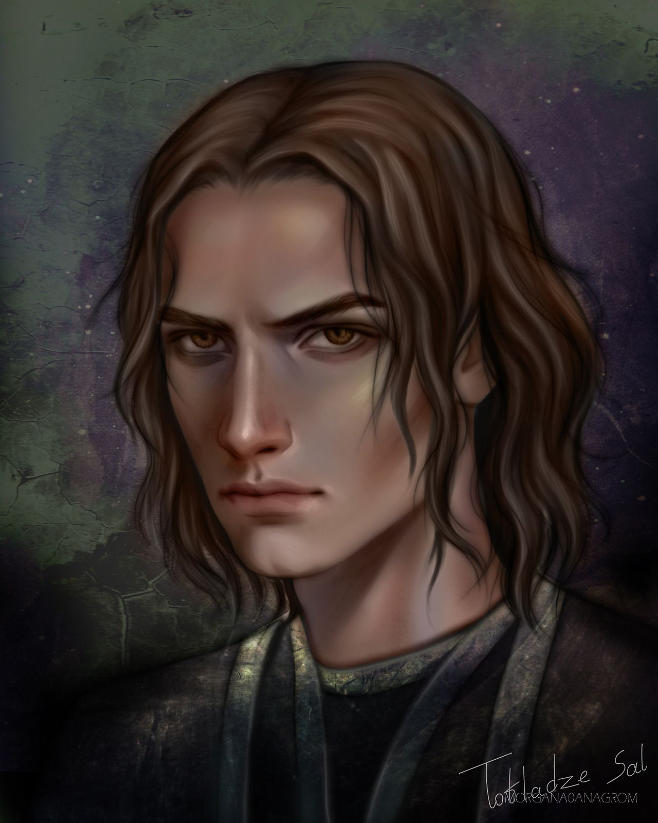 Jurian From A Court Of Thorns And Roses Series I M Not Really Fan