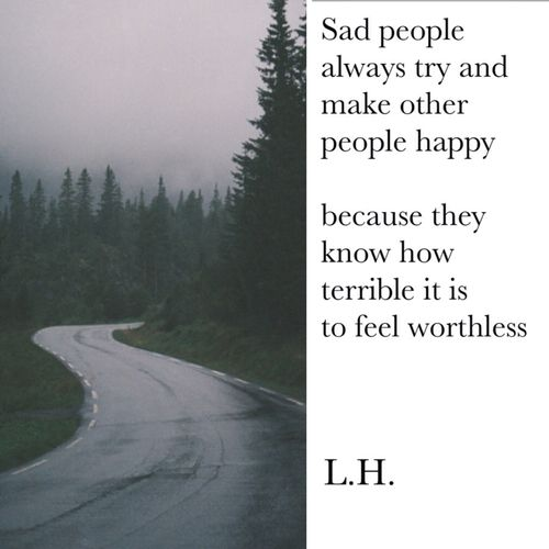 Sad Quotes About Depression: Depressed Depression Sad Quotes True