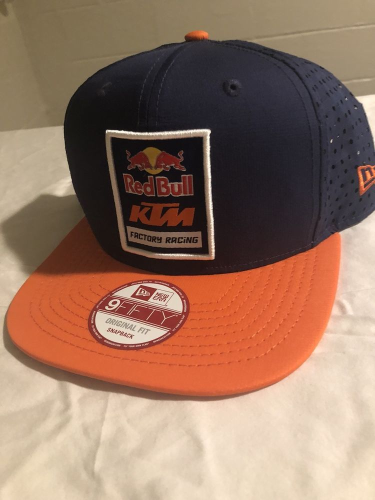RED BULL KTM RACING TEAM LOGO Performance HAT Brand New Navy with Orange  bill  fashion  clothing  shoes  accessories  mensaccessories  hats (ebay  link) ebbf3d903d39