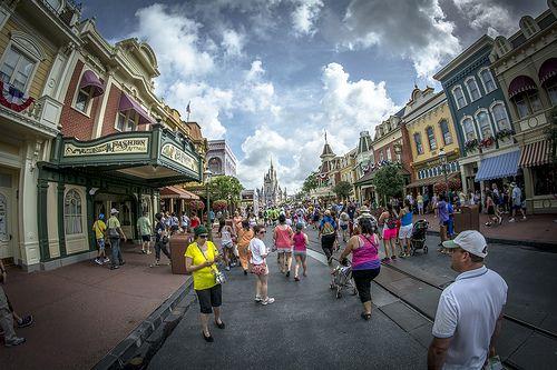 Magic Kingdom - Main Street