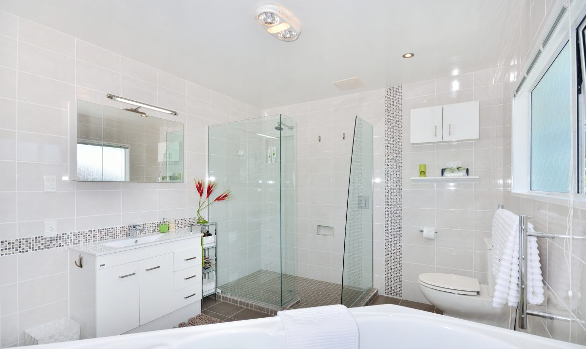 Walk-in showers also offer a vast range of possibilities, from ...