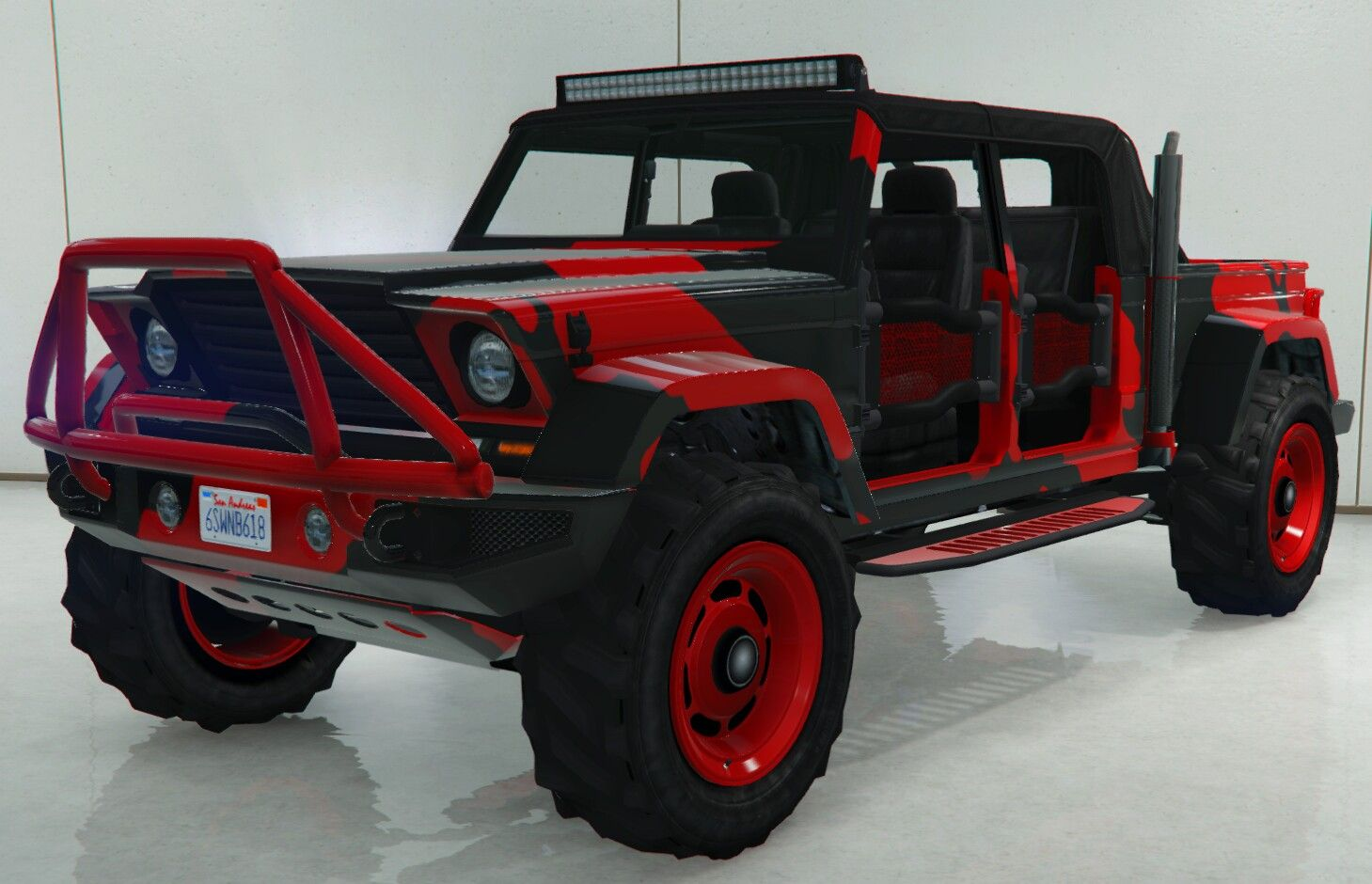 The Canis Kamacho Real Life Counterpart The Kaiser Jeep M715