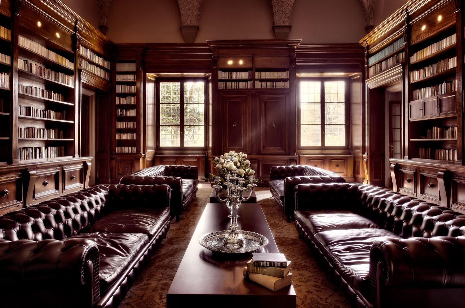 10 best images about library on pinterest | home library design