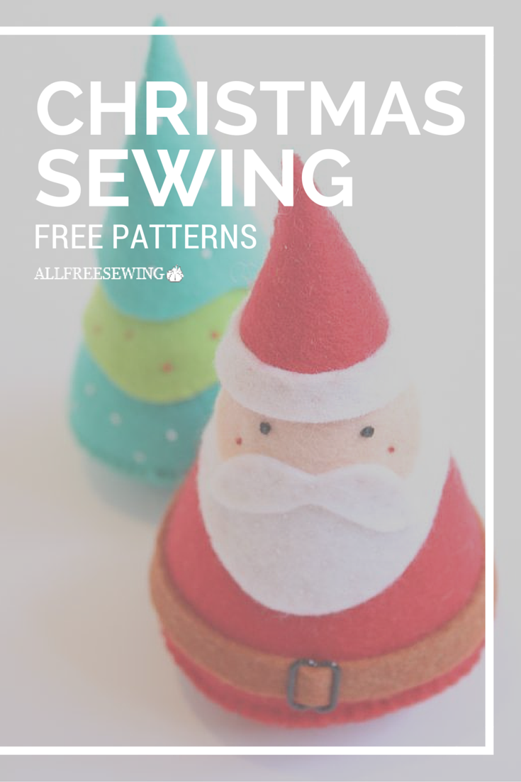 Christmas sewing projects will make the most wonderful time of the ...