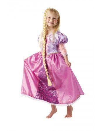 D guisement princesse raiponce une chouette id e cadeau pour un anniversaire de petite fille - Raiponce petite ...