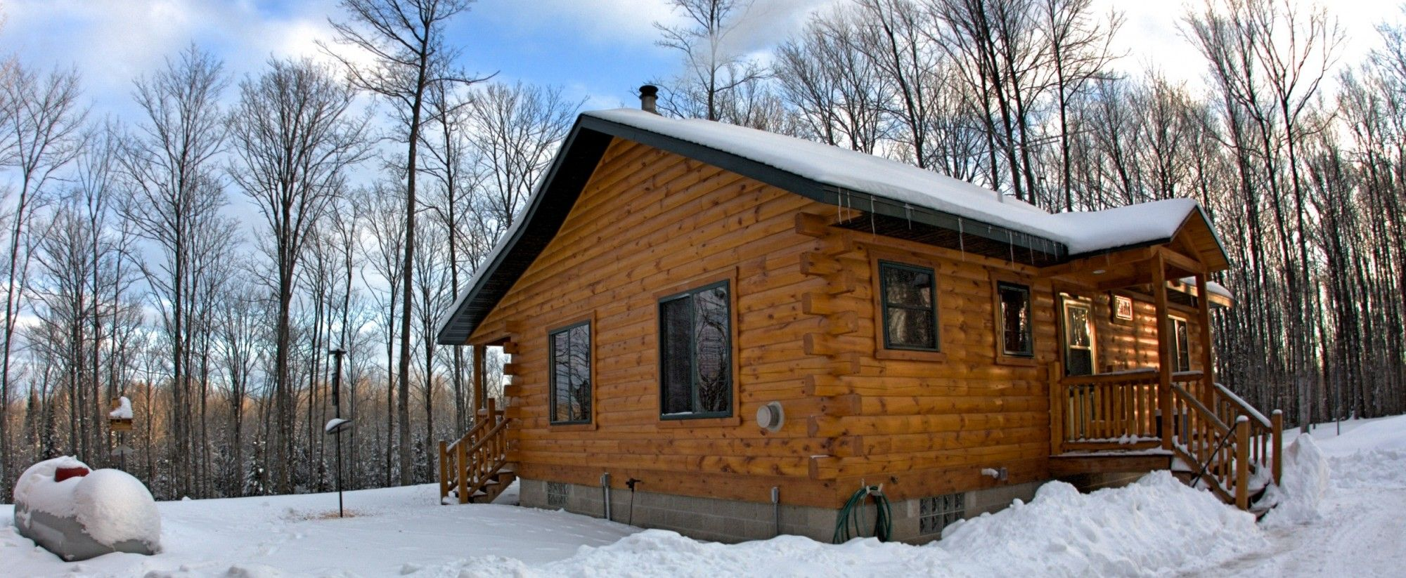 "This blog is about the design and construction of an off-grid system in Upper Michigan. The purpose of the offgridcabin is to contribute to the off-grid community by basically saying, ""well, …"