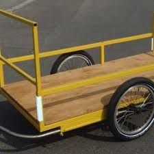 resultado de imagem para fahrradanh nger selber bauen bauplan bike trailer pinterest. Black Bedroom Furniture Sets. Home Design Ideas