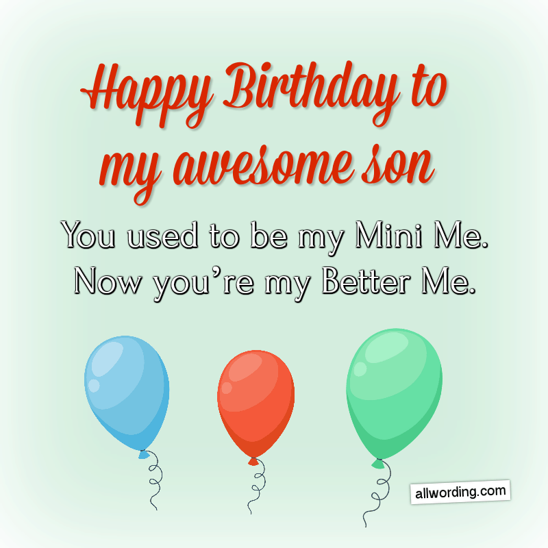 Happy Birthday Son 50 Birthday Wishes For Your Boy Happy Birthday Son Images 50th Birthday Wishes Birthday Quotes For Daughter