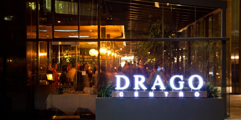 Best Restaurant Los Angeles Drago Centro Downtown La Italian Try Pardelle With Pheasant