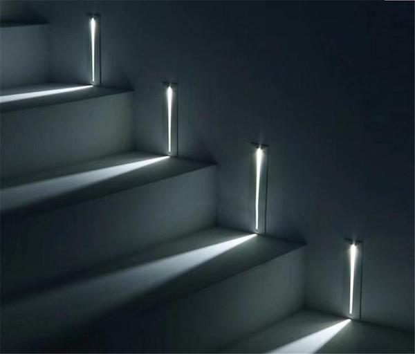 Dex Recessed Light Effect Wall Light Recessed Wall Lights Staircase Lighting Ideas Stair Lighting