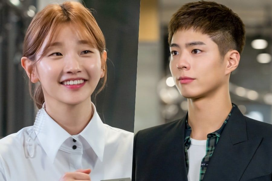 "Park So Dam And Park Bo Gum Reunite With Smiles In ""Record Of Youth"""