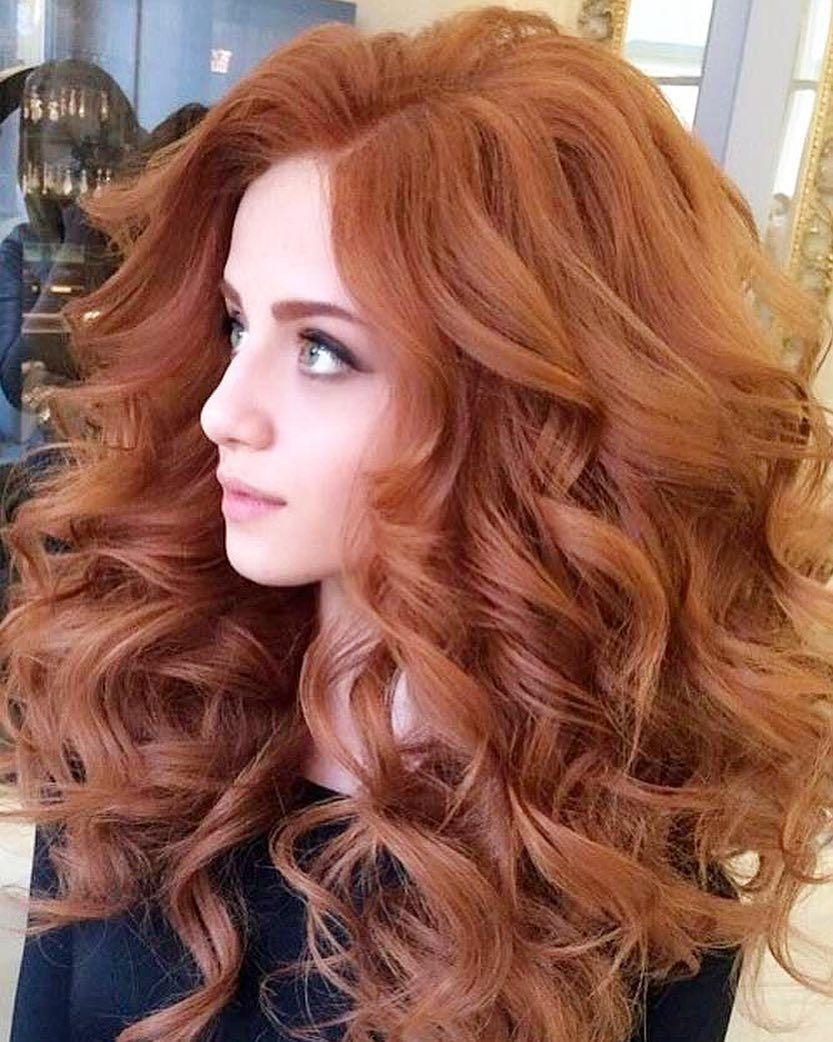 Inspiracao Curled Wedding Hair Hair Styles Long Hair Styles