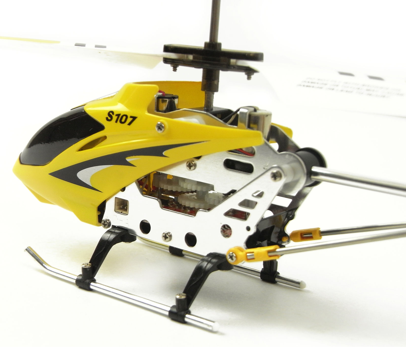 Syma 3 Channel S107 / S107G Mini Indoor Metal Frame