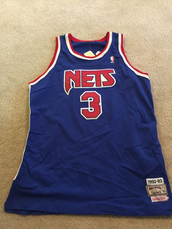 finest selection 67ef5 faa4f Mitchell and Ness - Drazen Petrovic Jersey for Sale in ...