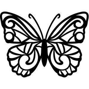 Silhouette Design Store View Design 179467 Stammes Schmetterling Tiervorlagen Tribal Schmetterling Schmetterling Vorlage