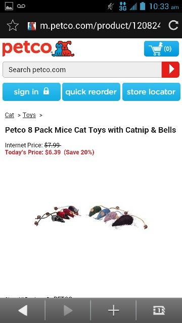 Petco 8 Pack Mice Cat Toys With Catnip Bells With Images Dog Vitamin Supplements Petco Cat Brushing