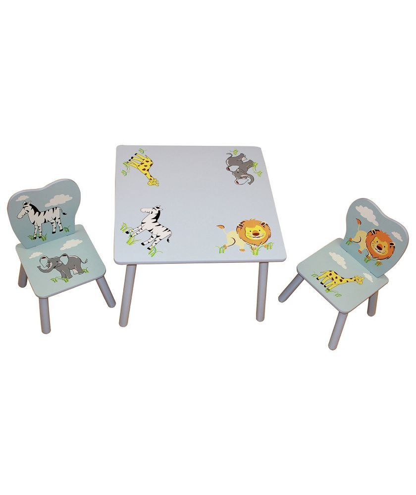 Argos Childrens Table And Chair Set & Simple Kids Table