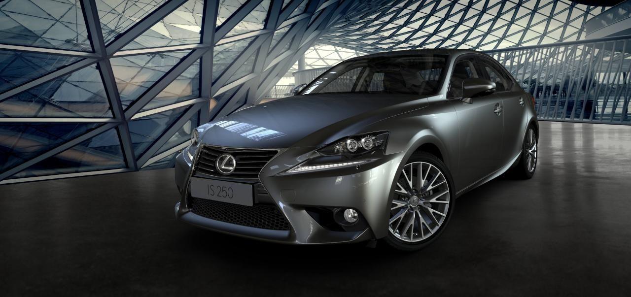 Lexus анонсировал 2014 IS F Sport 2014 lexus is 250