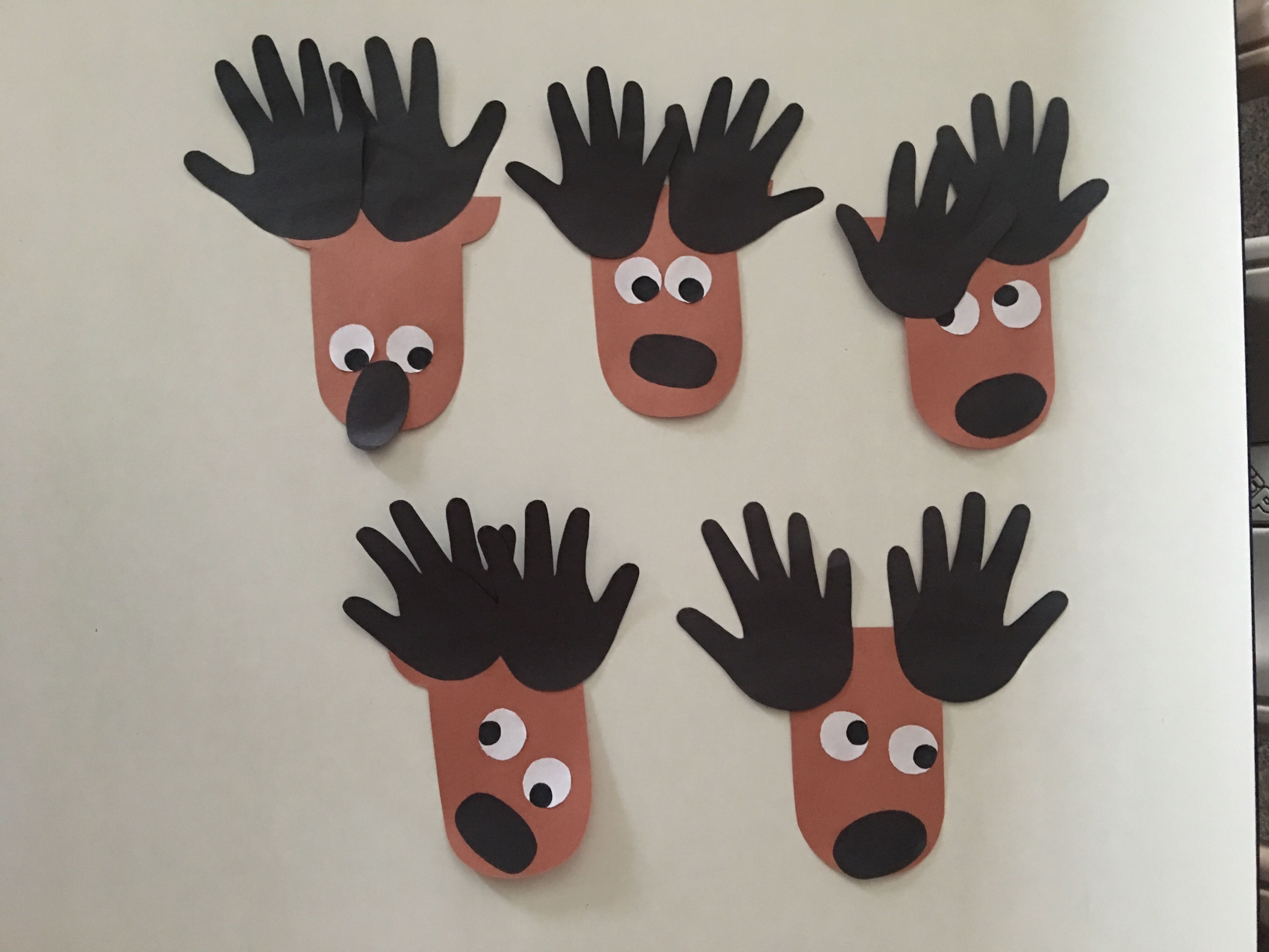 Next Up For Our Woodland Animals Theme Was Deer We Didn T