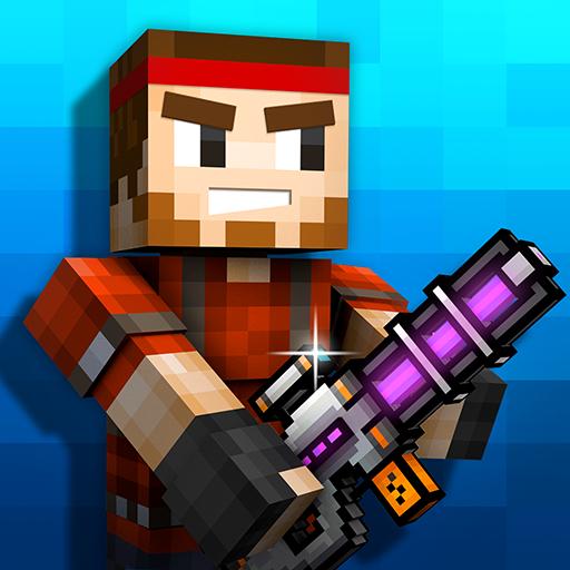 safe mod apk pixel gun 3d