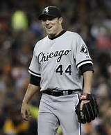 CHICAGO, IL -MAY 25: Jake Peavy