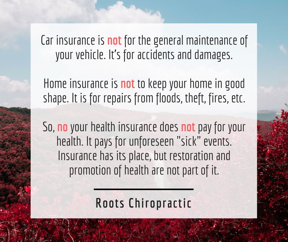 Unfortunately Health Insurance Companies Do Not Have Your Best