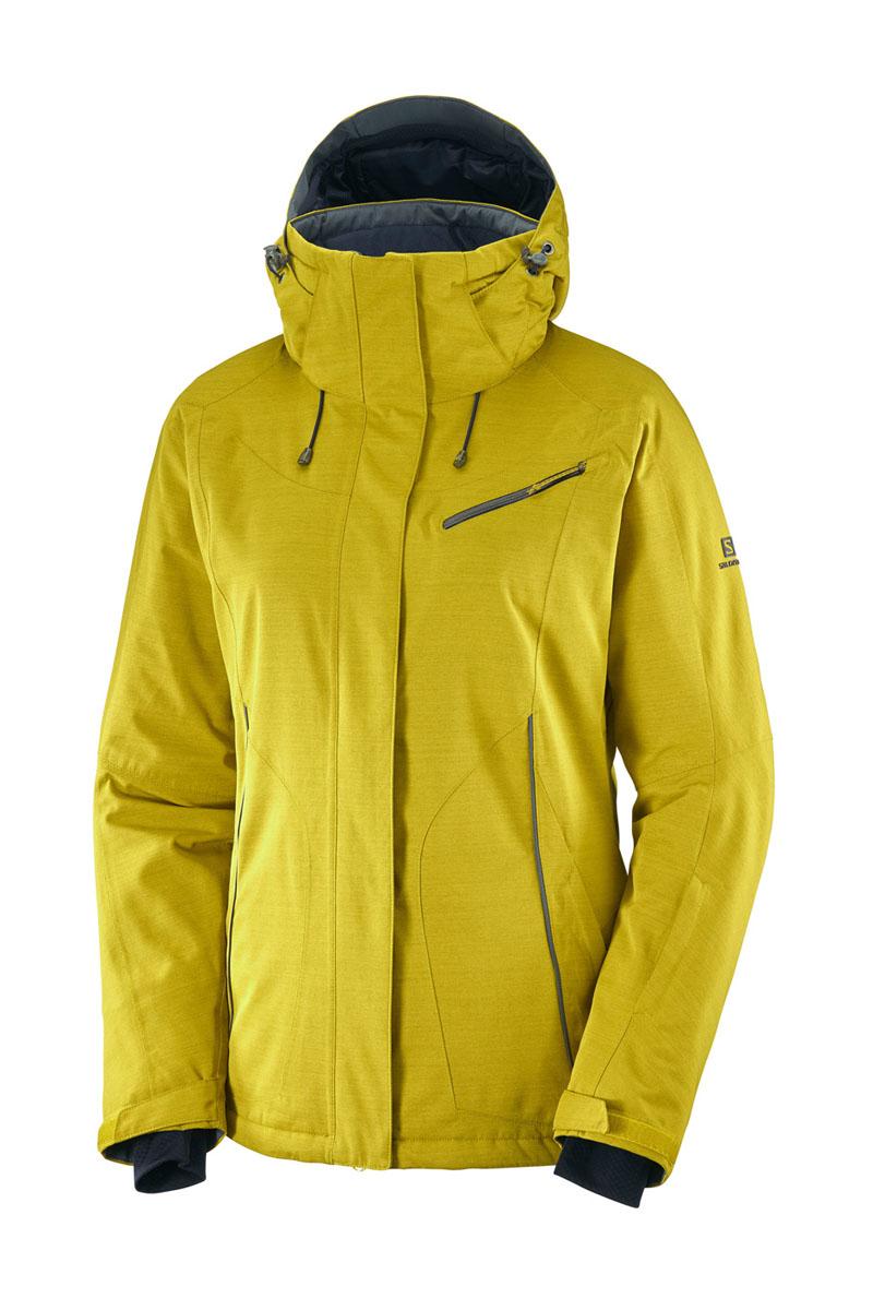 Salomon Fantasy Insulated Jacket 2020 Women S Basin Sports Insulated Jackets Jackets Travel Jacket