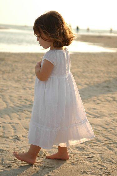 44 Girls in white dresses ideas | flower girl dresses, dresses, white dress