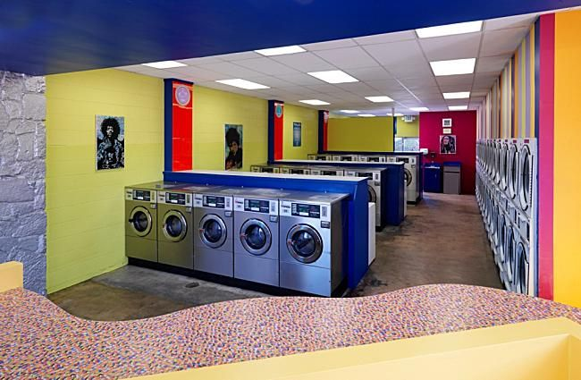 Ez New Web Laundromat And Cafe In Culver City Ca Yellowbot