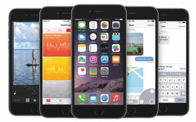 Lunedì esce iOS 8.1 con Rullino foto, Apple Pay e altre novità #ios8 #1 #iphone #ipad #apple