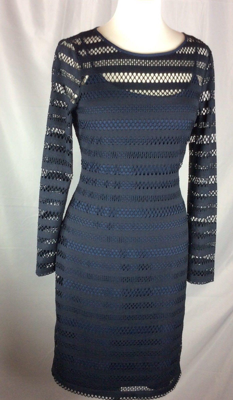 Awesome great marc new york andrew marc sz medium womenus lace black