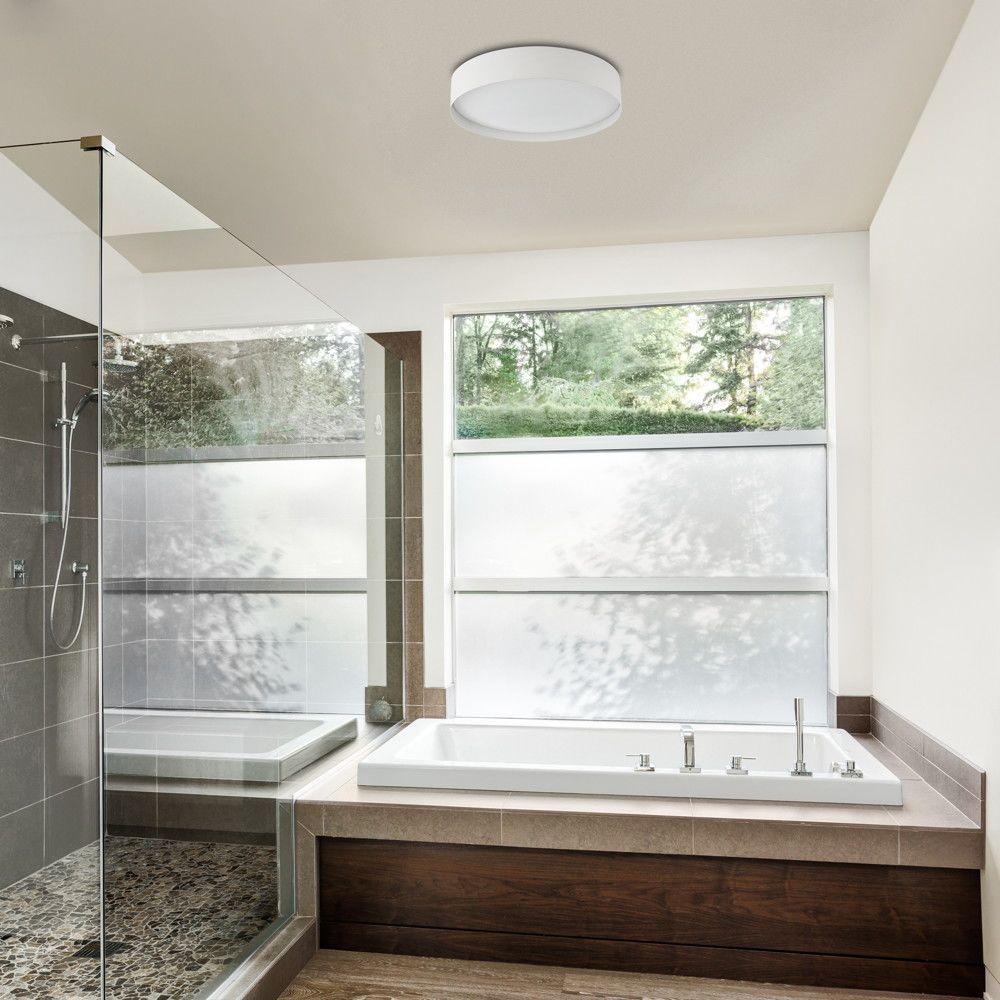 Geschmackvolle Led Badleuchte Vuk Aus Metall Undkunststoff In Weiss Led Badleuchte Badrenovierung Und Badgestaltung