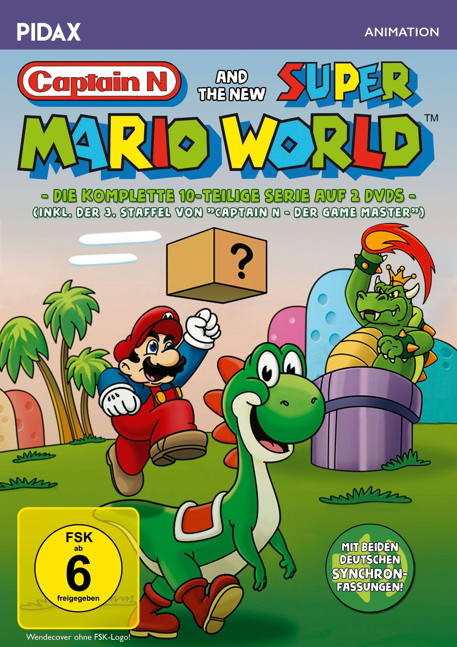 Super Mario Zeichentrick