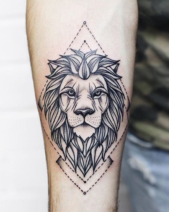 Photo of Lion Tattoo Ideas
