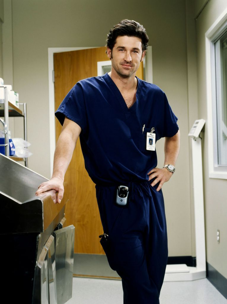 Greys Anatomy S01 Patrick Dempsey 2 Dvdbash Stuff For House