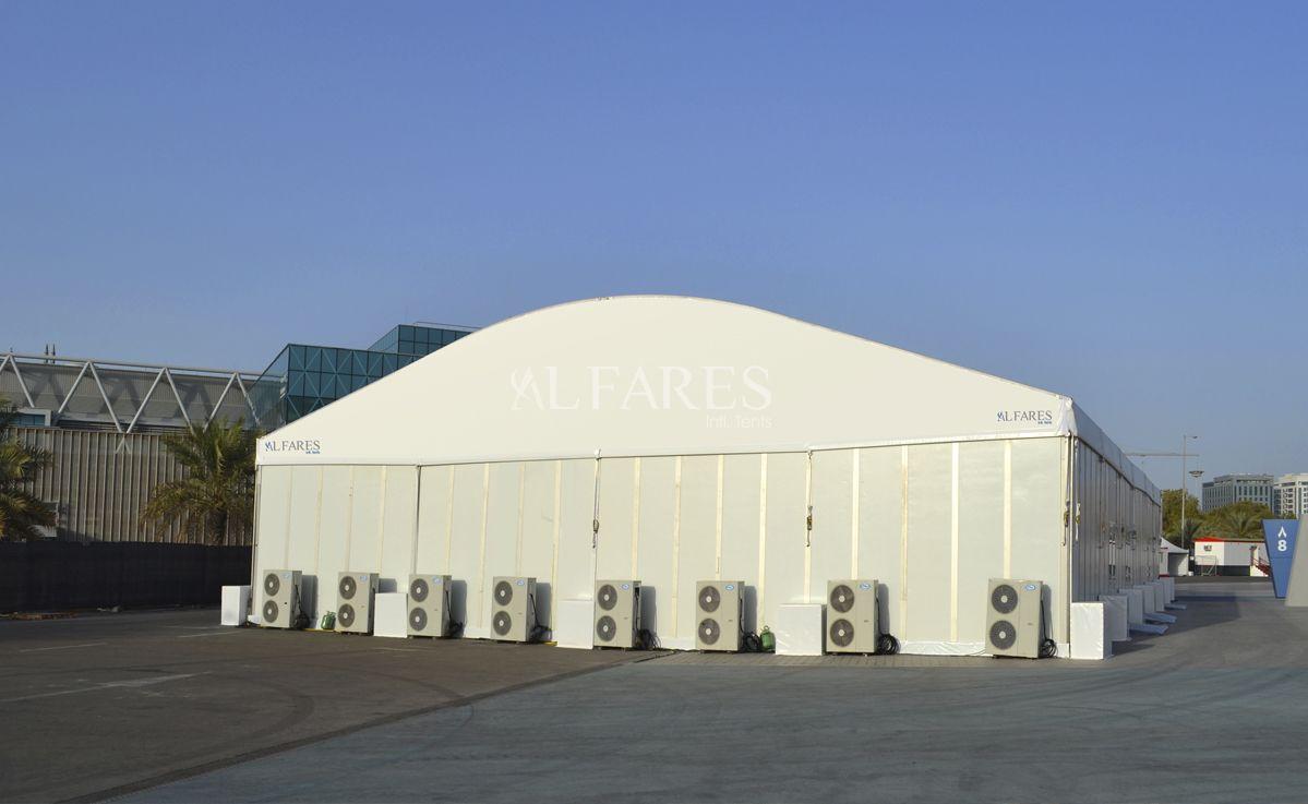 Exhibition Tents Rentals Dubai - Tent Rental Dubai - Tent