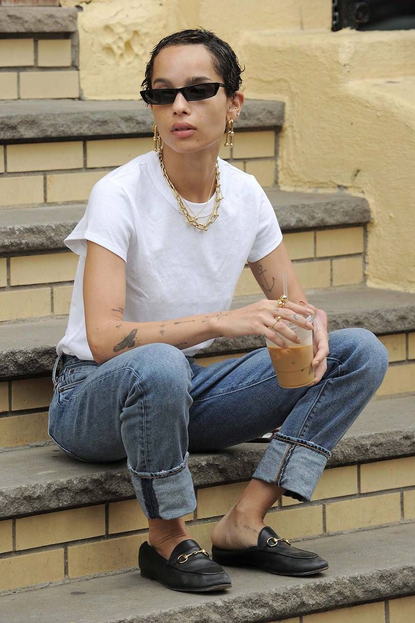 Zoë Kravitz's Best Style Moments