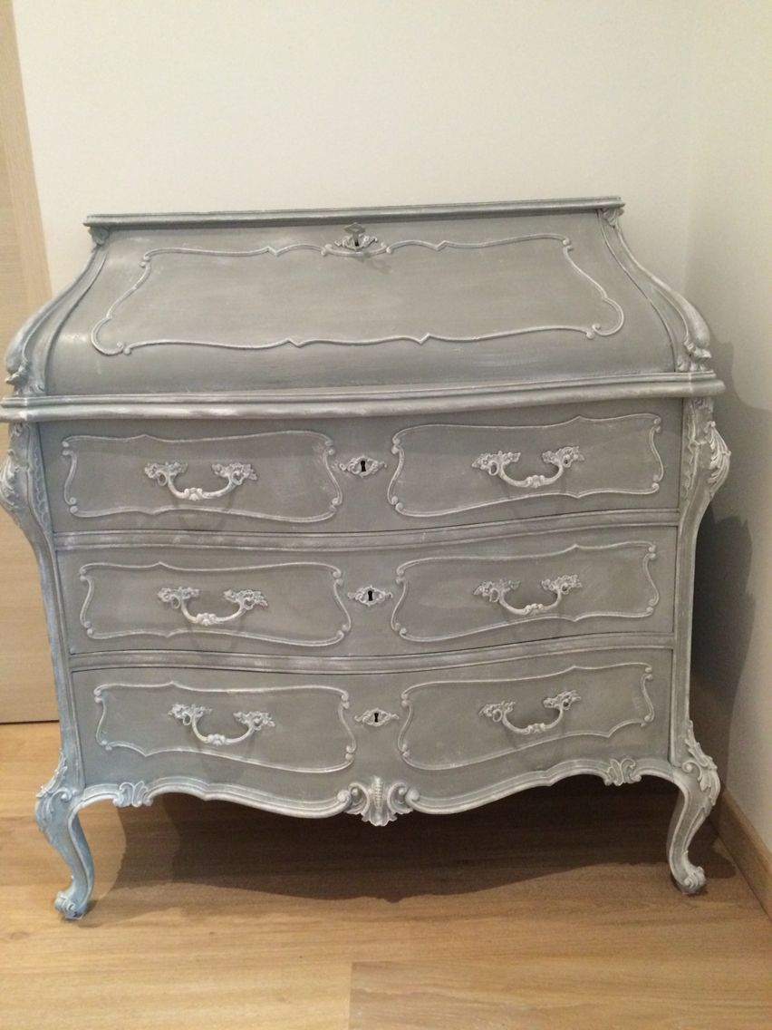 Chalk paint annie sloan dry brushes