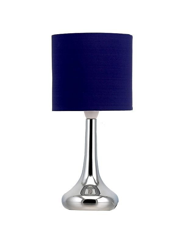 Navy Blue Table Lamp Foter Guest Room Pinterest Blue Table