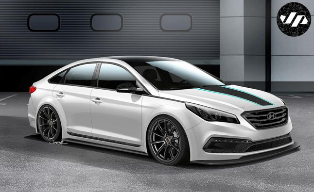 2015 Hyundai Sonata Previewed For SEMA Show More Click Autoguide Auto News 2014 10 Sema