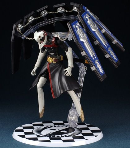 D Arts Thanatos Persona 3 Boy Toy Persona Art Character