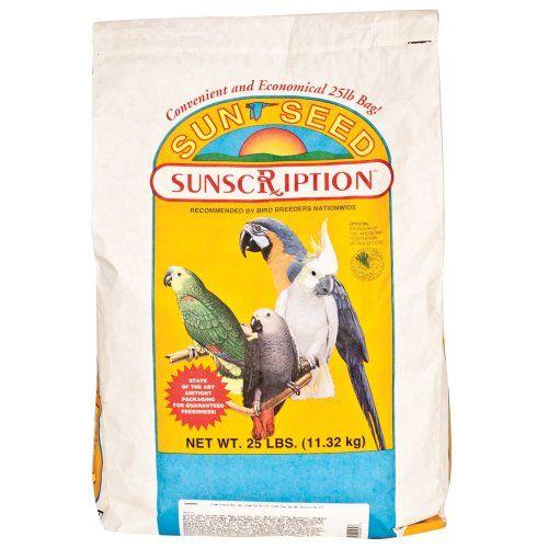 SUN SEED Macaw Vita Plus 25 SunSeed PetProducts Bird