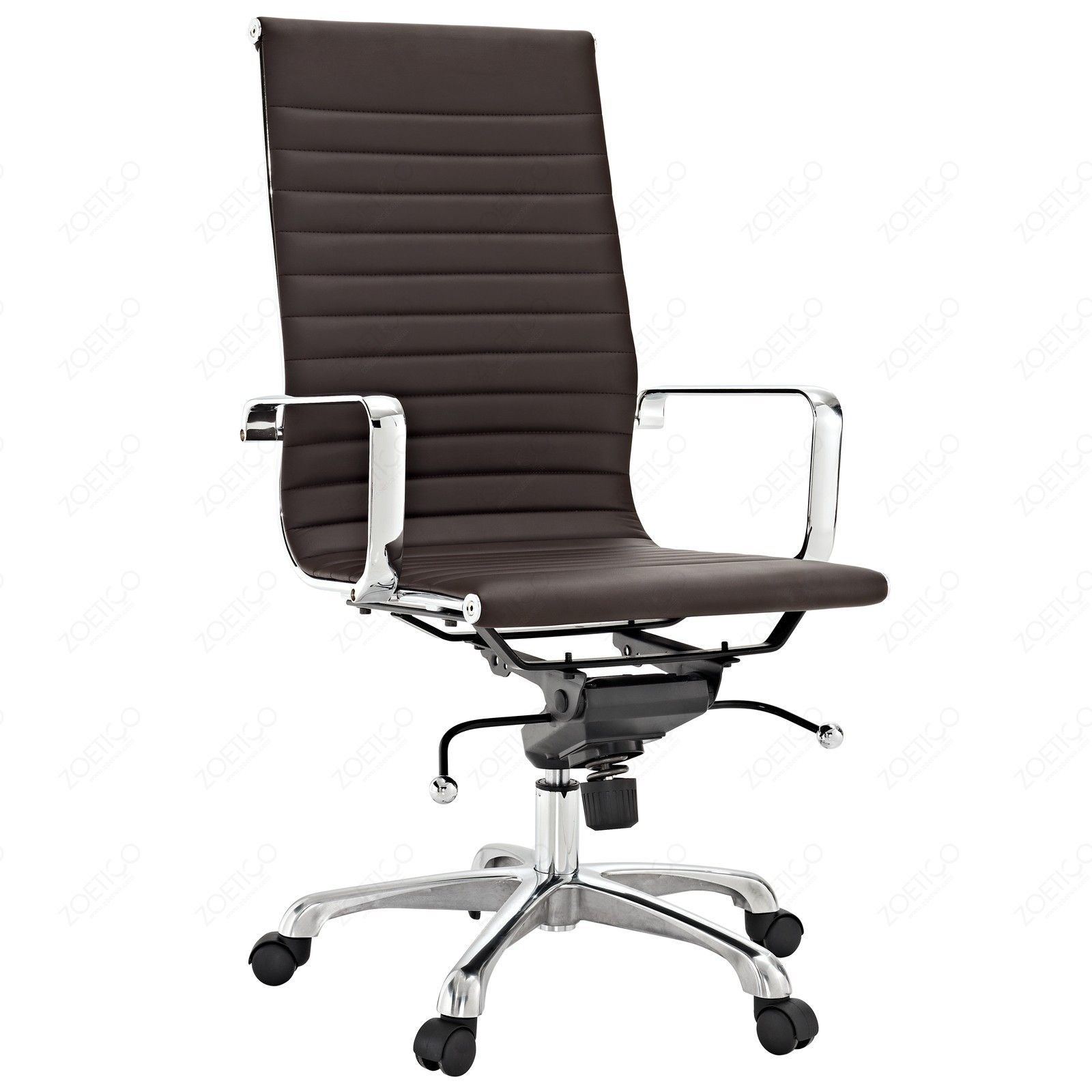 comfortable office chairs with eames high back office chair