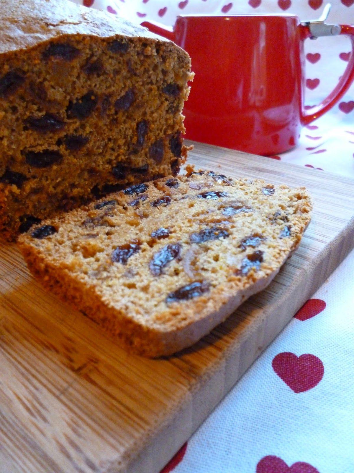Earl grey fruit tea loaf recipe with whittard tea loaf