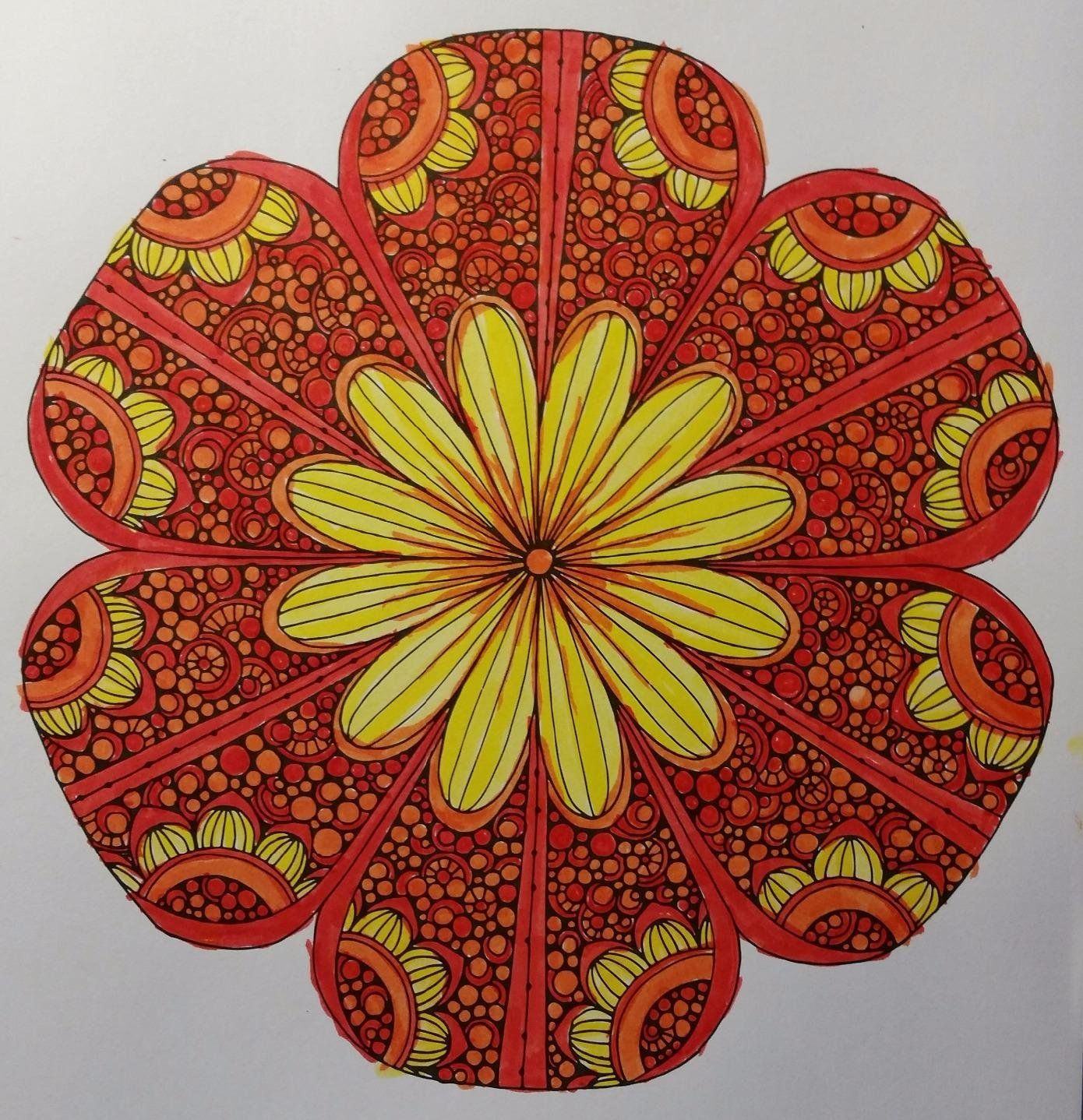 Mandalas And More Coloring Book Treasury Beautiful Designs For Relaxation Focus Collection