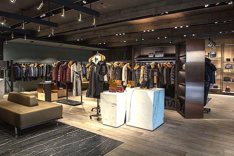 Mackage Burdifilek Boutiques Home Decor Store Design Retail