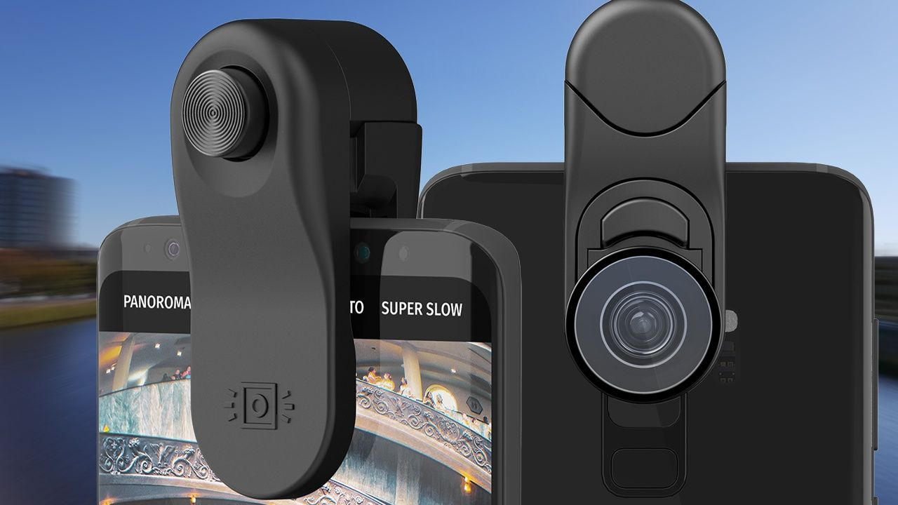 olloclip's new MultiDevice Clip works with more phones