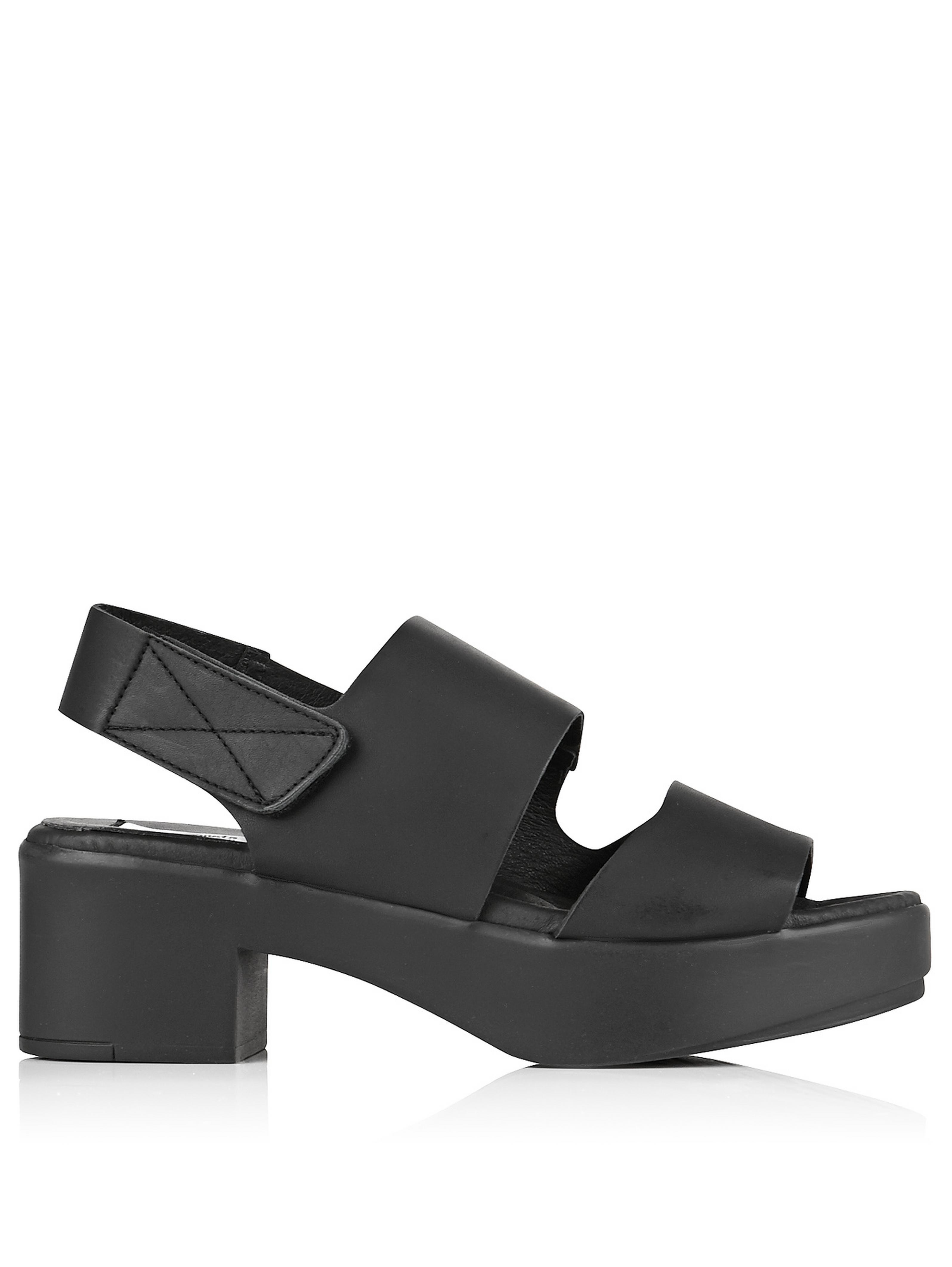 Miista Slingback Grain Leather Sandals cheap sale store under 50 dollars 29mQxXr44d