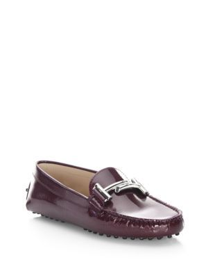 71078a4ff24 TOD S Gommini Double T-Bar Loafers.  tods  shoes  flats